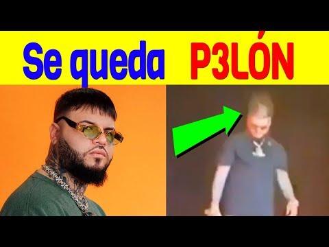 EN PLENO CONCIERTO Farruko se queda SIN CABELLO y SIN PELUCA (VIDEO)