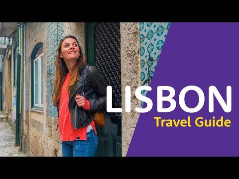 48 Hours In Lisbon - What You NEED To Know | 🇵🇹Lisbon Travel Guide 🇵🇹
