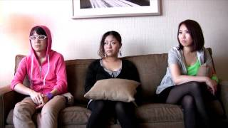 Anime Diet interviews the J-rock band Nirgilis at Anime Expo 2011's...