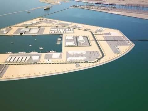 The New Port Project
