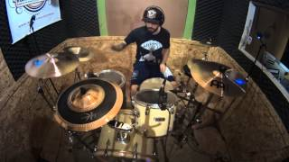 Sepultura - Slave New World (Drum Cover)