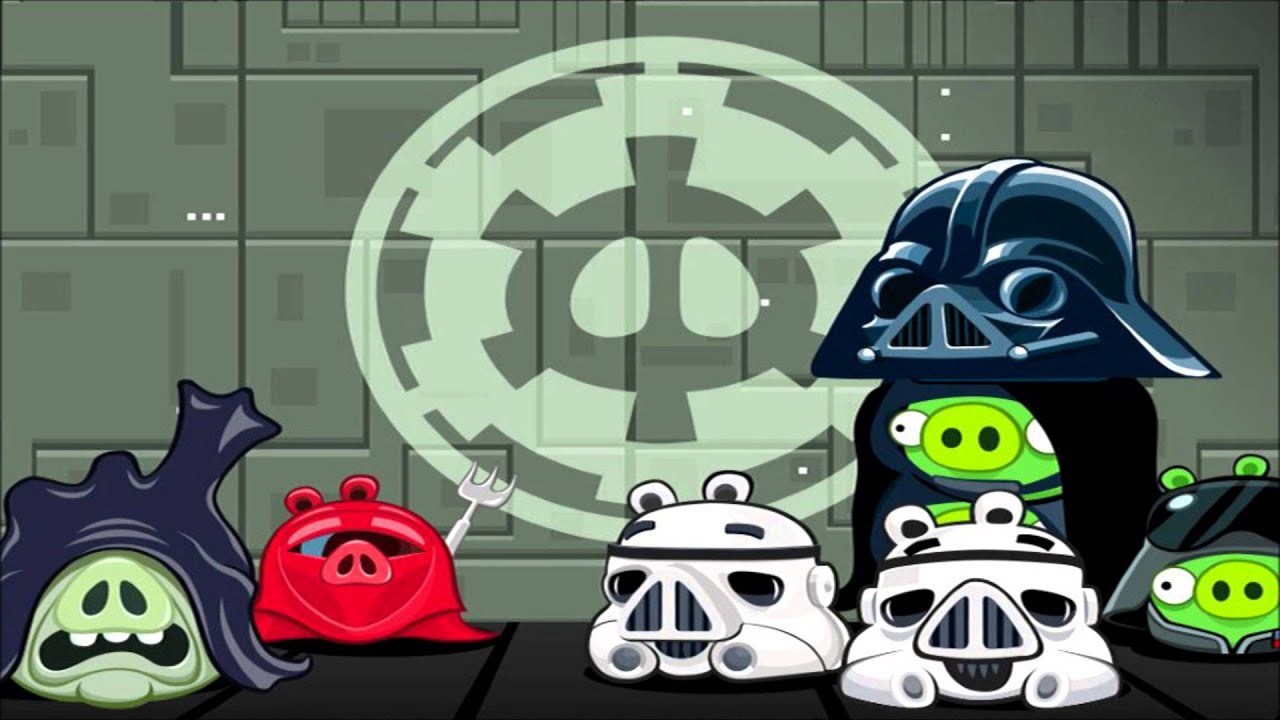 angry birds star wars boss music theme youtube. Black Bedroom Furniture Sets. Home Design Ideas