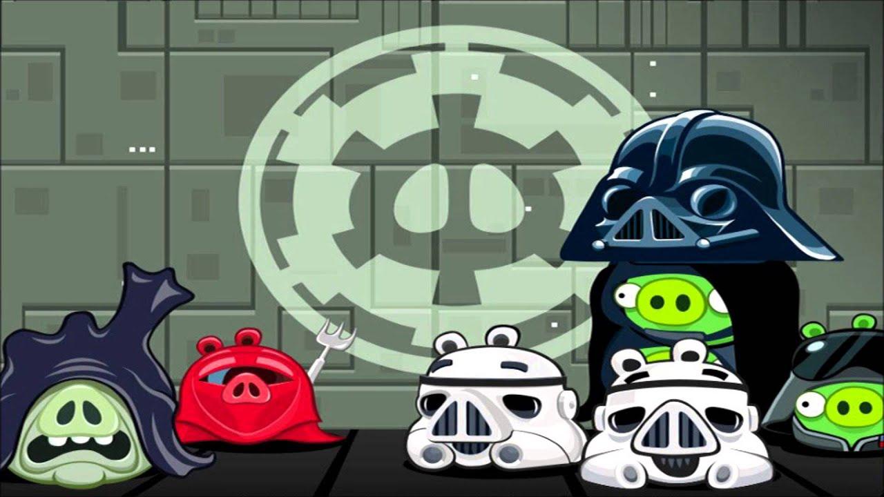 Préférence Angry Birds Star Wars - Boss Music Theme - YouTube QB05