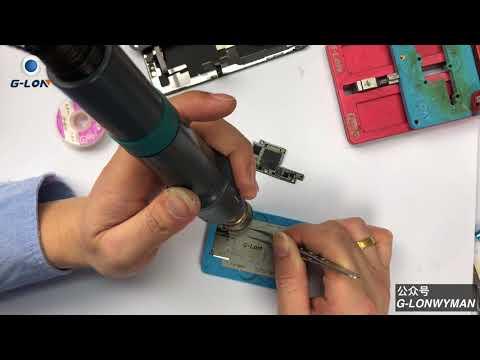 Repair iPhone X  random rebooting