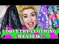 🌈 REVIEWING Coquetry Clothing! (& Try On)  🌈