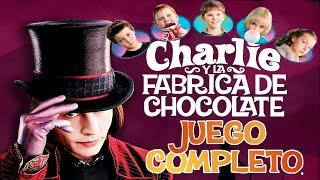 Charlie y la fabrica de chocolate pelicula completa