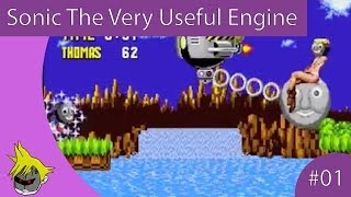 Sonic the Very Useful Engine |01| What is this even??