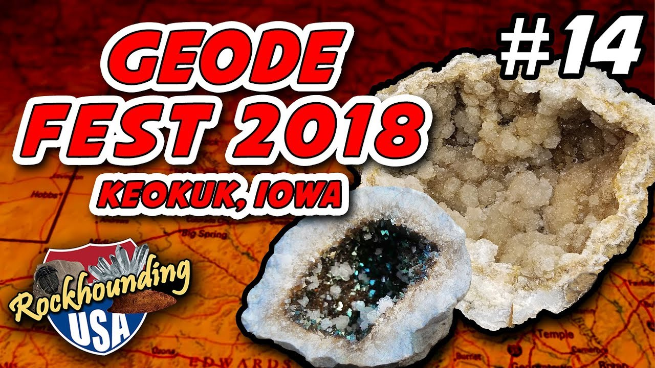 Rockhounding in the USA: 2018