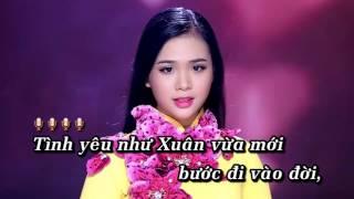 [KARAOKE] Nếu Được Làm Người Tình - Quỳnh Trang