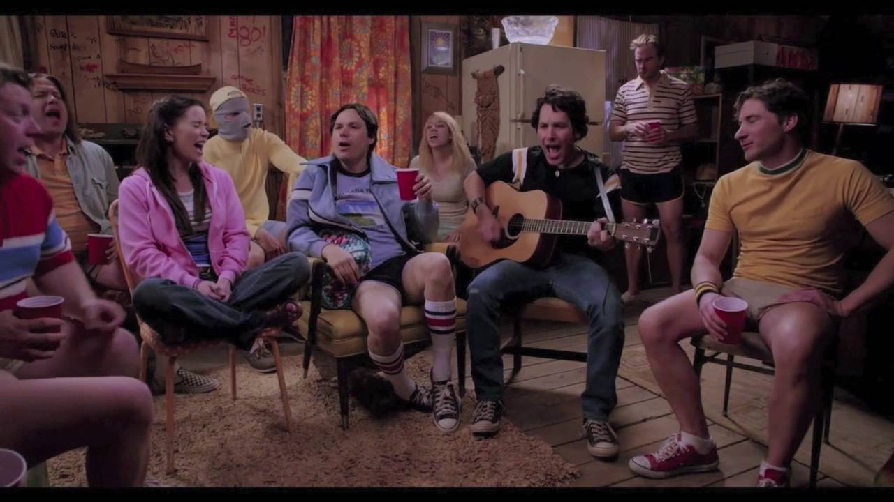 Download Wet Hot American Summer: First Day of Camp - I AM A WOLF, YOU ARE THE MOON