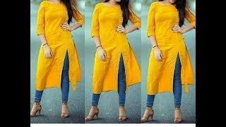 Latest designer kurti images/Latest designer kurti for girls/Designer kurti patterns/Designer kurtis