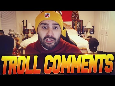 READING TROLL YOUTUBE COMMENTS!