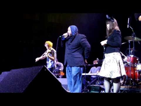 Sage Francis - The Best Of Times (w/ Free Moral Agents & Yann Tiersen) Live at Henry Fonda Theatre