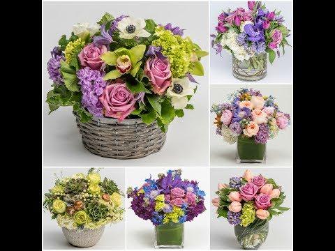 Ejercicios de creatividad & Expresión en nuestro Diplomado de Arte Floral