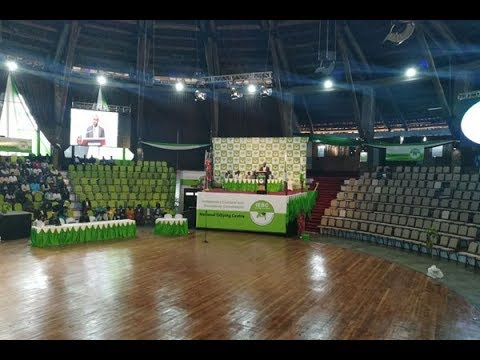 IEBC commissioners' Prayer meeting at Bomas of Kenya - As it happened