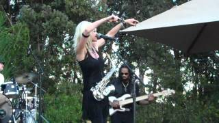 Mindi Abair Performs Lucys Live at the Hyatt Aviara