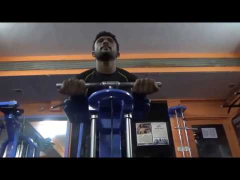 Forearm Wrist Curls On Machine Workout With Expert Trainer(male N Female)