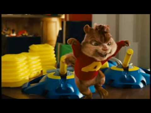 Alvin and The Chipmunks 2 Publicità Spot Commercial dvd and blue ray [Alvin Superstar 2]