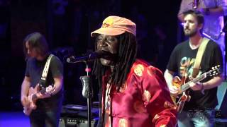 Alpha Blondy performing Sweet Fanta Diallo at Reggae on the River 2014