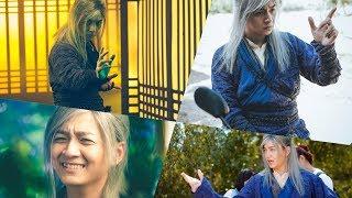 Lạc Giữa Nhân Gian [BTS] | Hậu Trường Quay MV Cổ Trang | Ngô Kiến Huy