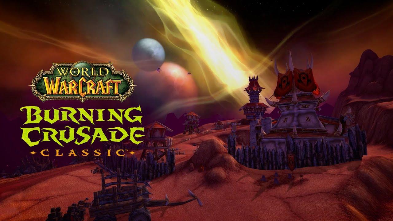 Guía de supervivencia de Burning Crusade Classic
