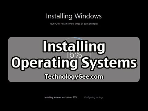 Operating System Installations | CompTIA A+ 220-1002 | 1.3