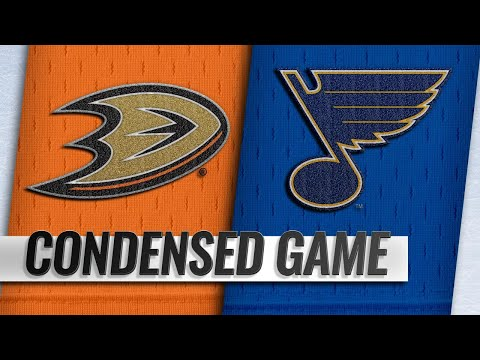 10/14/18 Condensed Game: Ducks @ Blues