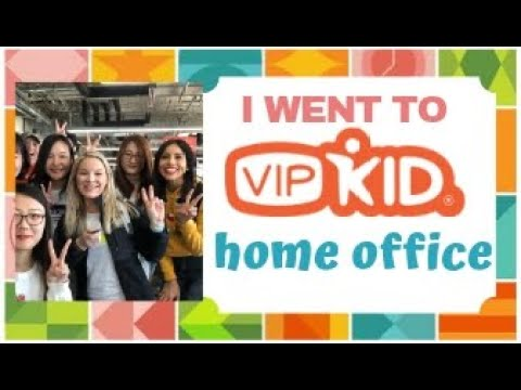 I Went To VIPKID Home Office/ Headquarters [Beijing, China]