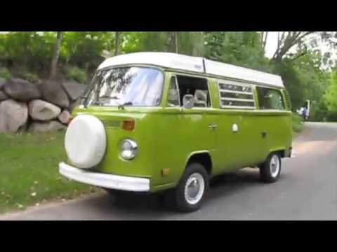 1978 VW Westfalia Camper Bus for Sale