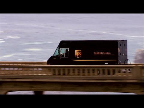 UPS paves the way for better service with faster development and artificial intelligence