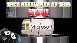 MICROSOFT CRACKS UNDER PRESSURE!! - Xbox Elite Controller Warranty Extension