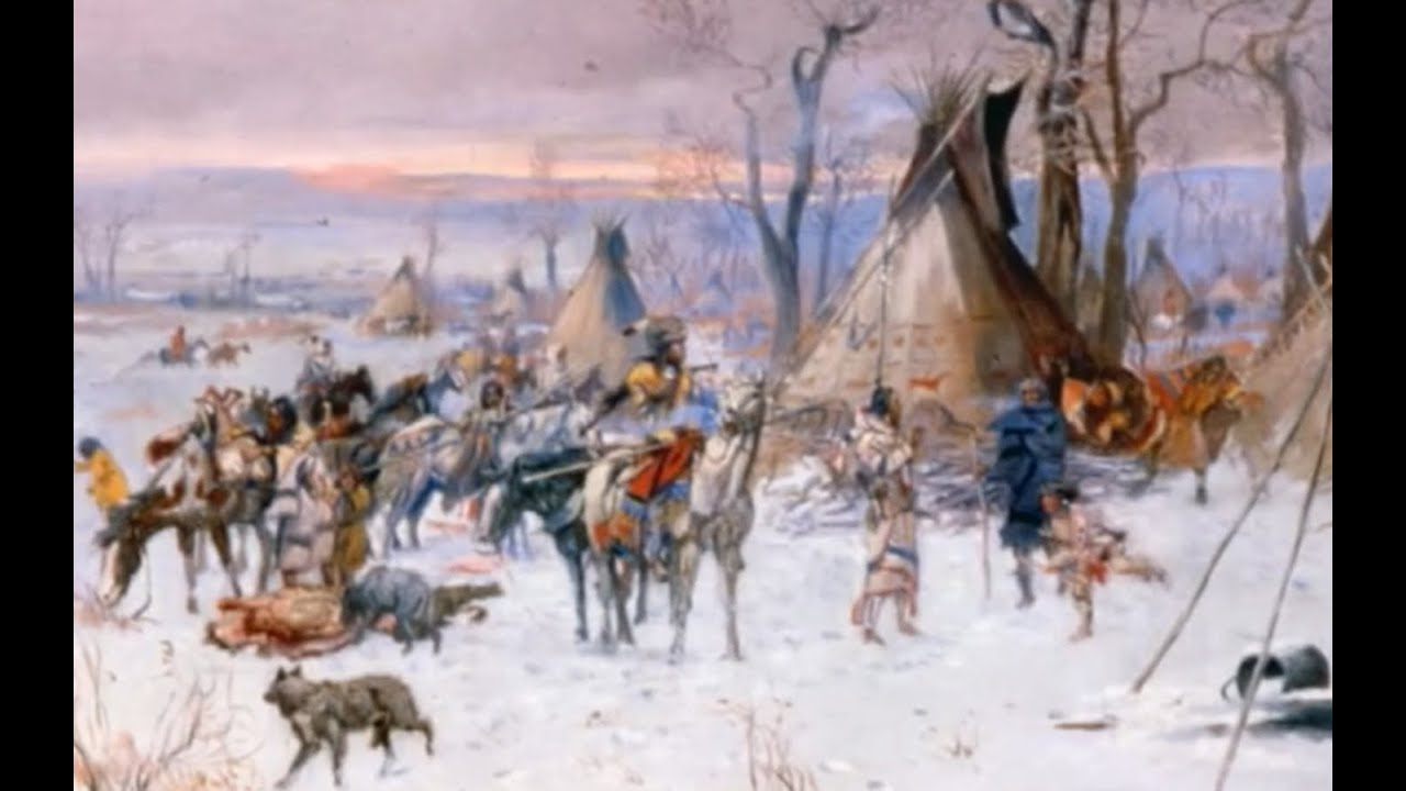 Lewis Native Clark And Encounter American