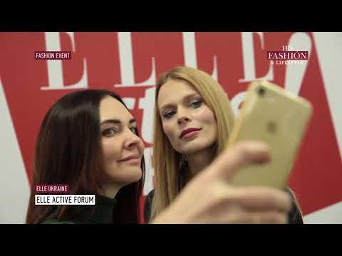 Elle Ukraine | Active Forum | FASHION EVENT