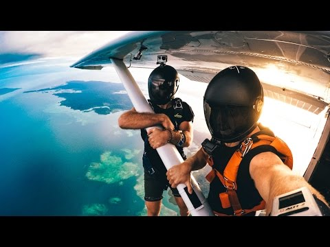 SEAPLANE SKYDIVE (Islands of Panama) - Morgan Oliver-Allen