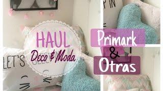 Haul Primark Otoño | Deco & Moda