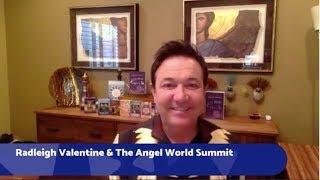 Ask Rad! A Peek into the Angel World Summit plus Free Readings!