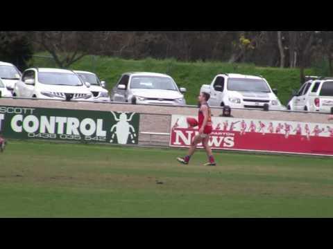 Swans vs Seymour (Seniors) Q2