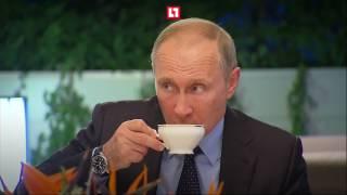 Путин пригласил на чаепитие многодетную мать из Ижевска, жаловавшуюся на плохое жилье в ходе Прямой