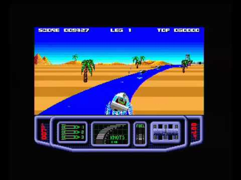 Live and Let Die - [Atari ST] Gameplay (1988)