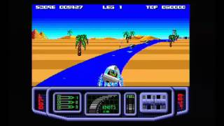 Live and Let Die - [Atari ST] Gameplay