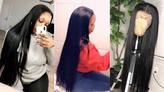 30 INCHES OF HAIR!! | AliPearl Hair Brazilian Straight