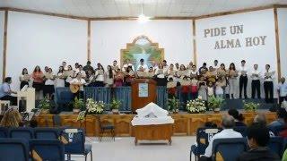 Especial Parral Chiapas Concentración de Misiones Horeb 2016