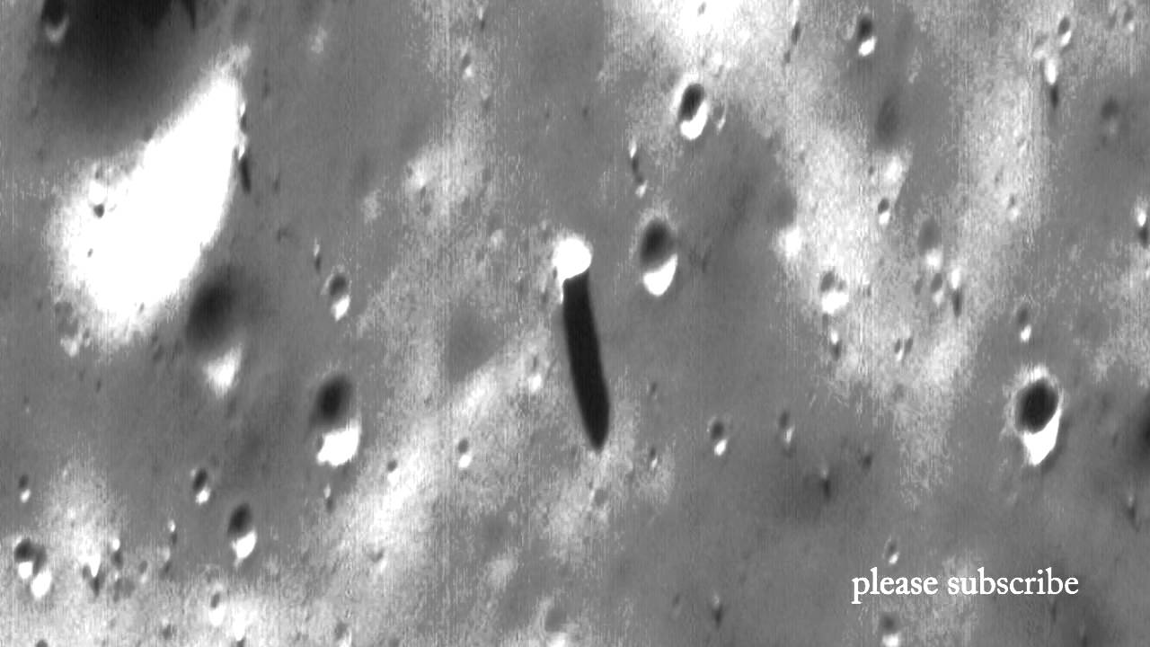 Mars Moon Phobos has a Monolith - YouTube