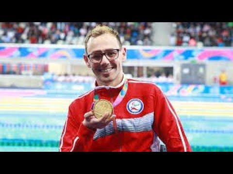 Entrevista con el medallista paralímpico Alberto Abarza