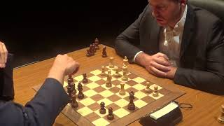 GM Francisco Vallejo Pons - GM Wesley So, blitz chess, Nimzo-Indian Defence, Blitz chess