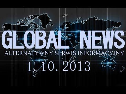 Global News 1.10.2013