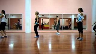 Учимся танцевать клубные танцы!!!