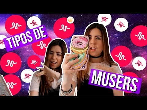 MUSICAL.LY ¡TIPOS DE MUSERS! || Bianki Place ♡