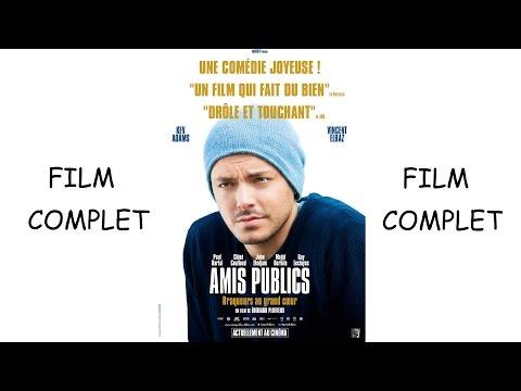 Film complet | Amis publics | Français