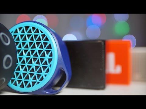 Top 5 Bluetooth Speakers under � (or) $30